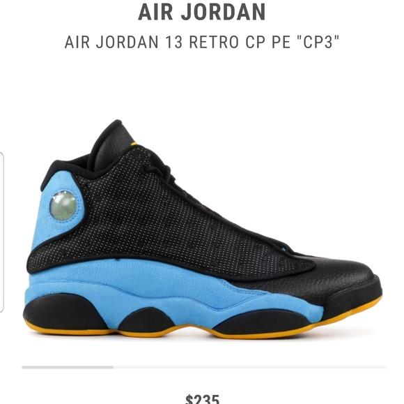 cheap for discount bdd45 234d6 Nike Air Jordan 13 Retro CP3 PE